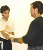 Andy Bohache - 1st level Black
