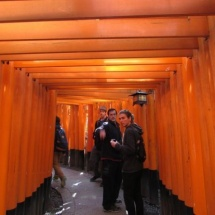 Fushimi Inari Shrine (10,000 Gates)