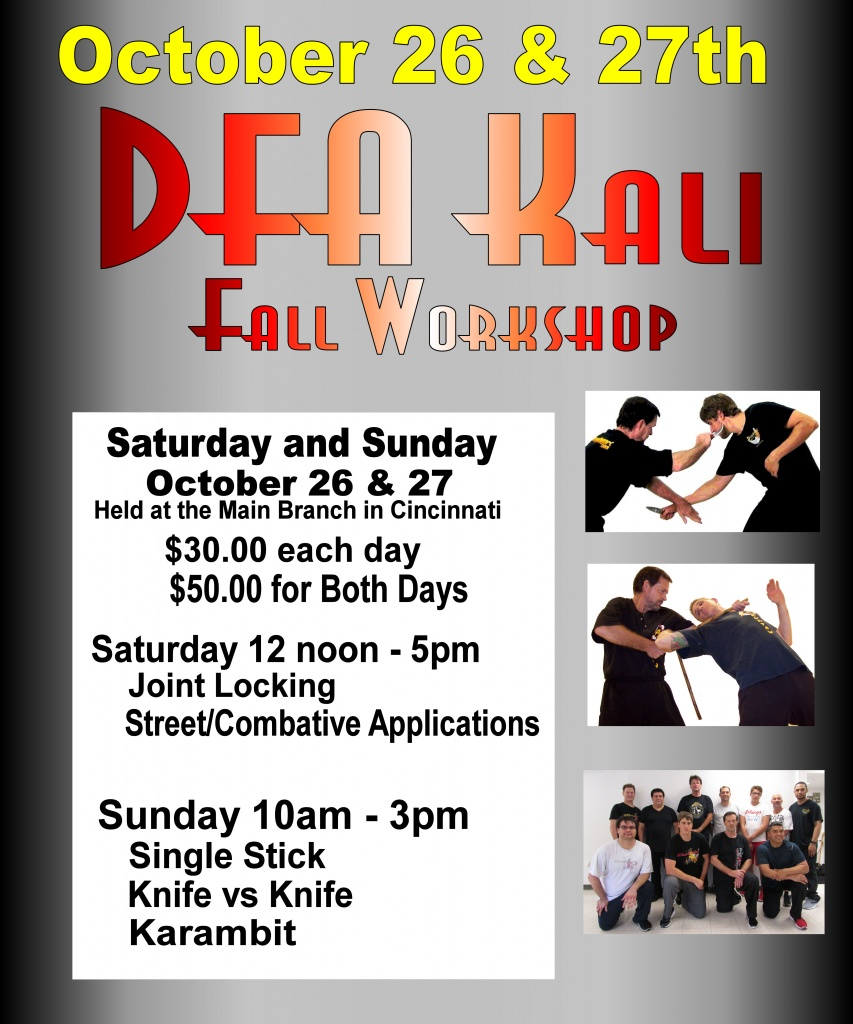 Fall Workshop 2019